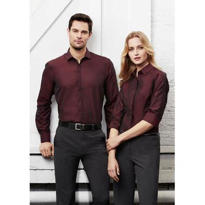 Ladies Hemingway 3/4 Sleeve Shirt S504LT_BIZ