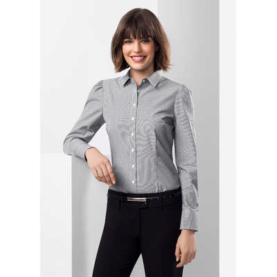 Ladies Euro Long Sleeve Shirt S812LL_BIZ