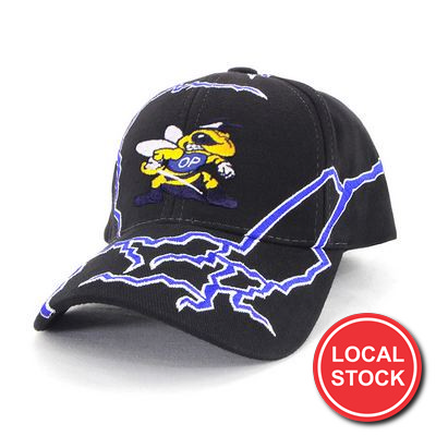 Local Stock - Lightning Cap