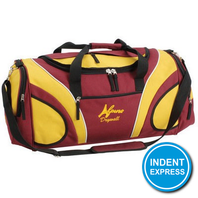 Indent Express - Fortress Sports Bag BE1215_GRACE