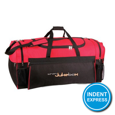 Indent Express - Large Sports Bag BE2000_GRACE
