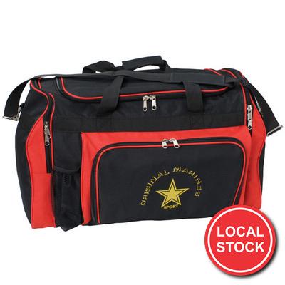 Local Stock - Classic Sports Bag G1000_GRACE