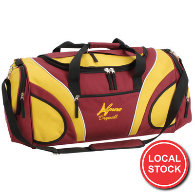 Local Stock - Fortress Sports Bag G1215_GRACE