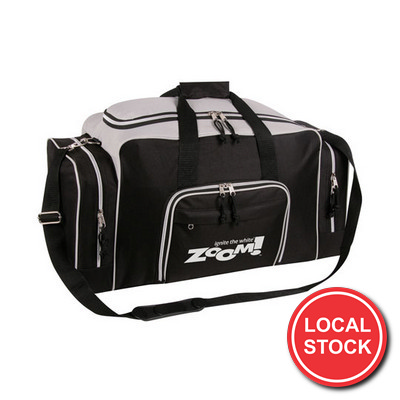 Local Stock - Deluxe Sports Bag G1800_GRACE