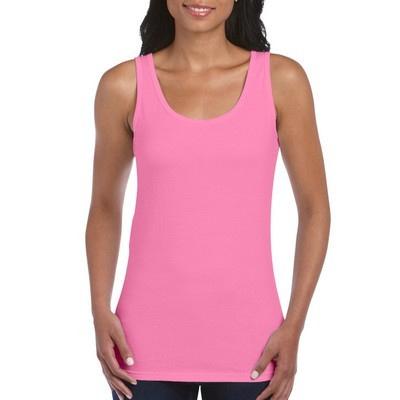 Gildan Softstyle Ladies Tank Top Colours 64200L_COLOURS_GILD