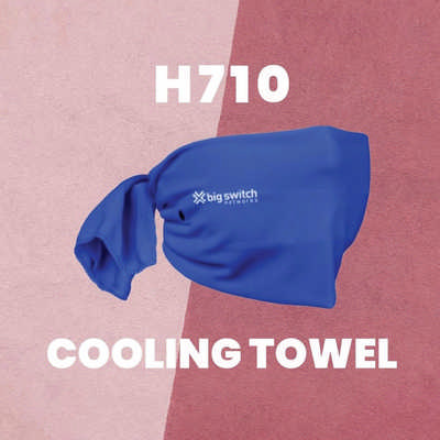 Cooling Towel  - (printed with 1 colour(s)) H710_PB