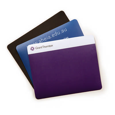 Optical Friendly Mouse Mat  - (printed with 4 colour(s)) MM103A_PB