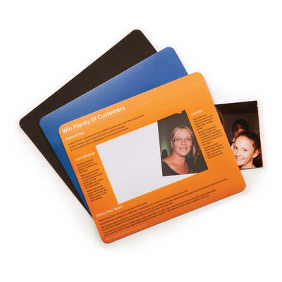 Photo Frame Mouse Mat  - (printed with 4 colour(s)) MM109A_PB