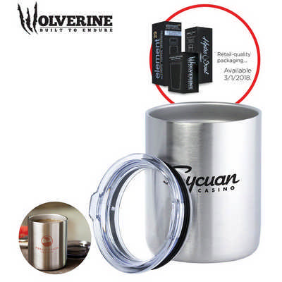 350ml Wolverine Vacuum Tumbler  - (printed with 1 colour(s)) S924_PB