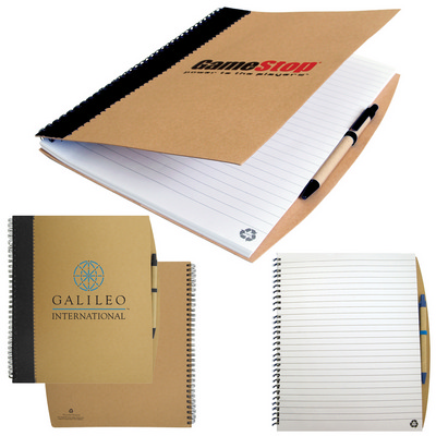 The Carlton Notebook - (printed with 1 colour(s)) T-938_HC
