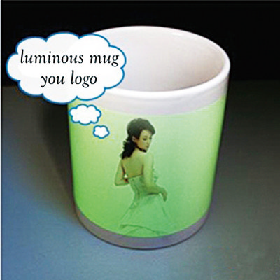 Luminous Ceramic Mug 11 Oz  SMG005_JS
