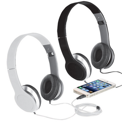 Atlas Headphones 7707BK_NOTT