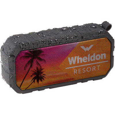Brick Outdoor Waterproof Bluetooth Speaker 7779BK_NOTT