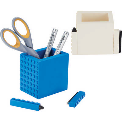 3 in 1 Tech Desktop Set - Blue A1010BL_NOTT
