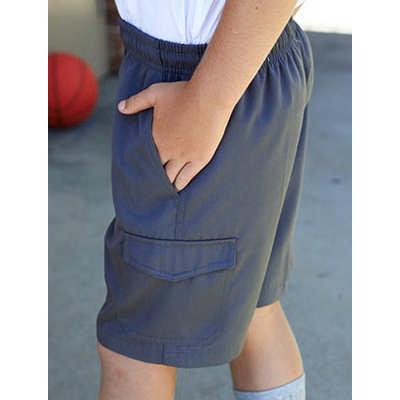 Kids School Cargo Shorts CK1403_BOC