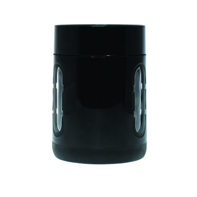 300ml Caffe Cup - Black - (printed with 1 colour(s)) PM221_PPI