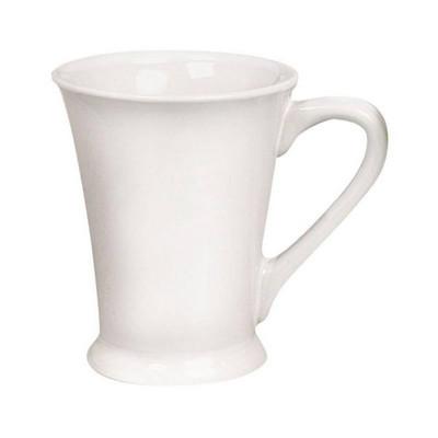 Florence Mug Gloss White - (printed with 1 colour(s)) MUGSFLOR001_PPI