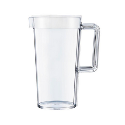 1.3Lt Jug - White Lid - (printed with 1 colour(s)) PM331SD_PPI