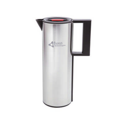Stainless Steel Vacuum Jug 1lt - (printed with 1 colour(s)) R0104_PREMIER