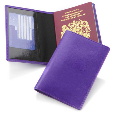 Economy Passport Wallet - (printed with 1 colour(s)) 4120_CC