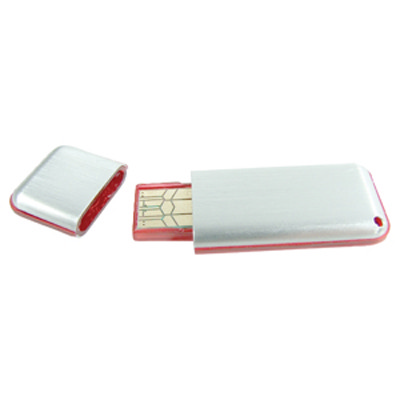 Aluminium Slim  Drive 8GB - (printed with 3 colour(s)) AR238-8GB_PROMOITS