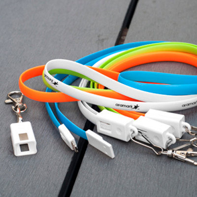 Mack Lanyard Charge Cable