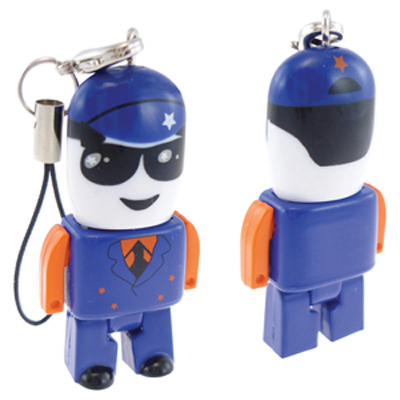 Micro USB People - Customised 16GB - (printed with 3 colour(s)) USM8012C-16GB_PROMOITS