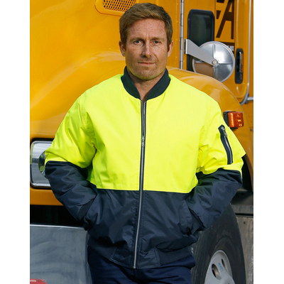 High Visibility Two Tone Flying Jacket SW06A_win