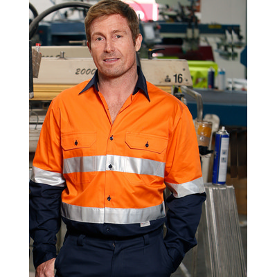 High Visibility Cotton Twil