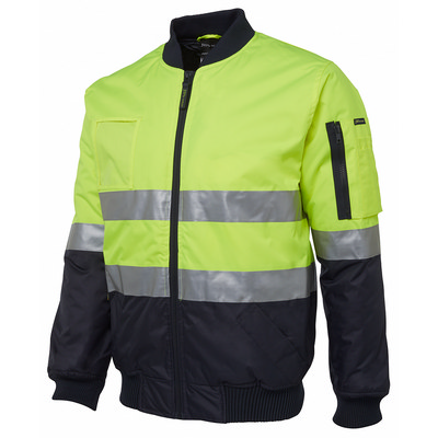 JBs Hi Vis (D+N) Flying Jacket 6DNFJ_JBS
