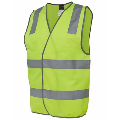 JBs Hi Vis (D+N) Safety Vest 6DNSV_JBS