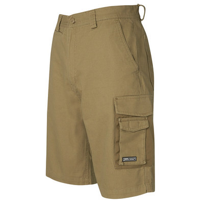 JBs Canvas Cargo Short 6MCS_JBS