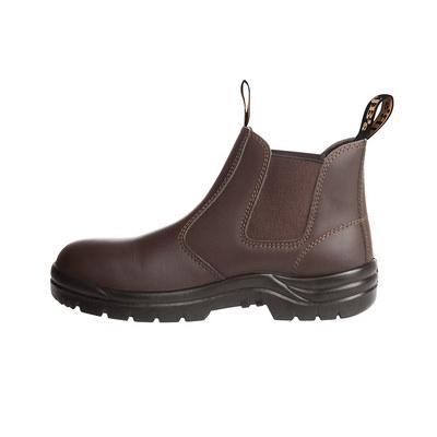 JBs Traditional Soft Toe Elastic Sided Boot 9F8_JBS