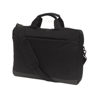 Collective Laptop Satchel Black 8801_TVG