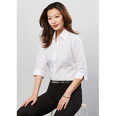 Ladies Base 34 Sleeve Shirt S10521_BIZ