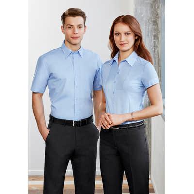 Ladies Chevron Short Sleeve Shirt S122LS_BIZ