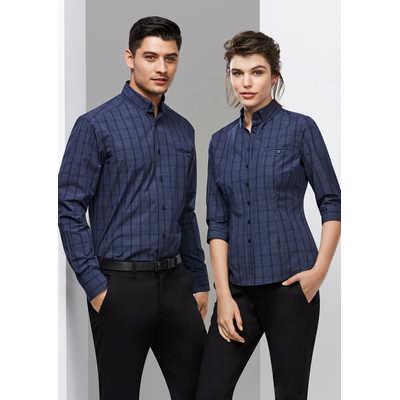 Ladies Harper 34 Sleeve Shirt S820LT_BIZ