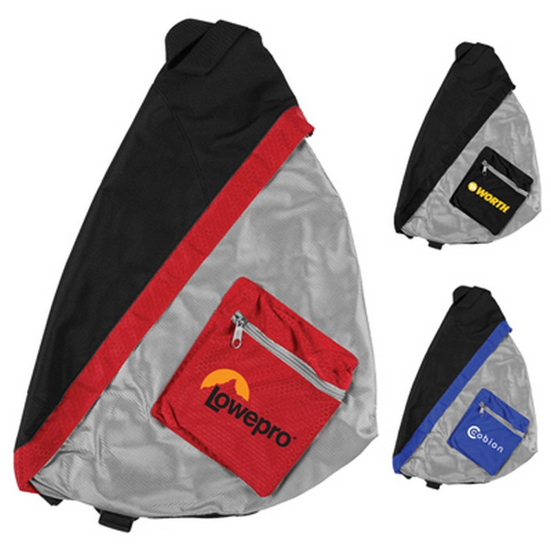 Sonora Sling Backpack - (printed with 1 colour(s)) B553_PB