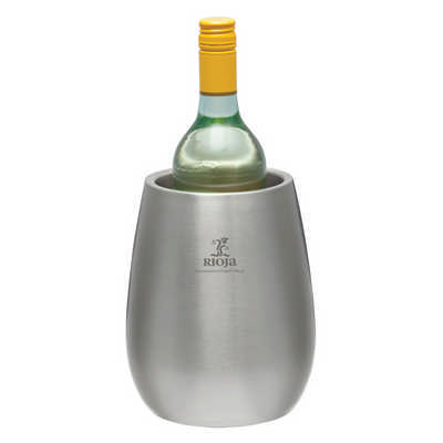 Soho Stainless Steel Ice Bucket - (printed with 1 colour(s)) D196_PB