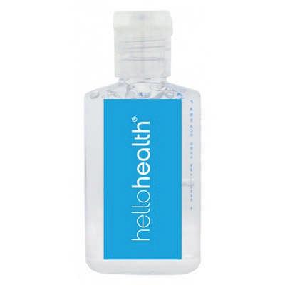60ml Hand Sanitiser Gel - 6