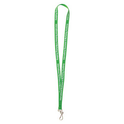 13mm Custom Lanyard - (printed with 1 colour(s)) L101.13_PB