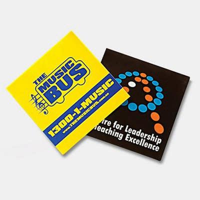 Vinyl Sticker (75 x 75mm) - (printed with 1 colour(s)) VS101_PB