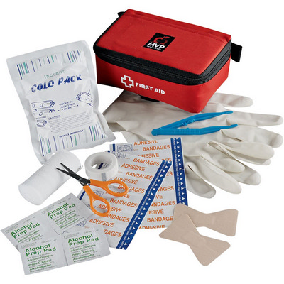 Stay Safe Portable First Aid Kit 1365RD_NOTT