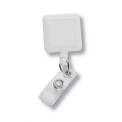 Square Retractable Badge Holder 199WH_NOTT
