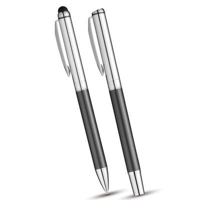 Luxe Vincenzo Stylus Ballpoint Pen Set LUX1003GY_NOTT