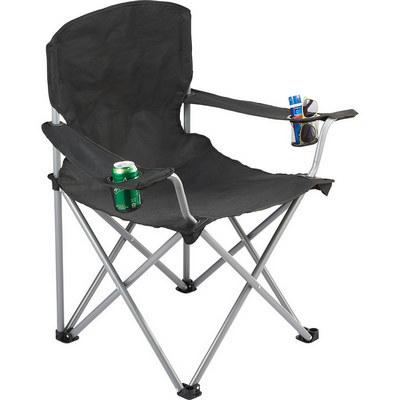Oversized Folding Chair - Black TK1028BK_NOTT