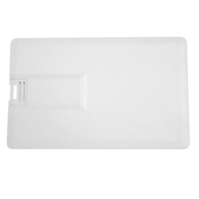 Super Slim Credit Card USB (5 Day) 4Gb