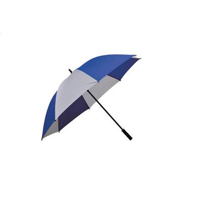 Ariston Fairway Umbrella - Reflex Blue / White - (printed with 1 colour(s)) FGU305_PPI