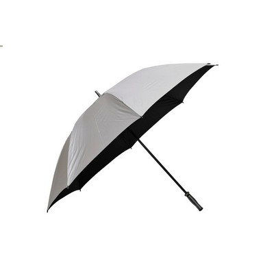 Ariston Links Umbrella - Silver - (printed with 1 colour(s)) GU201_PPI