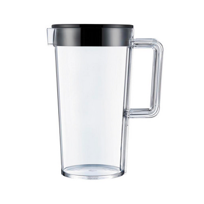1.3Lt Jug - Black Lid - (printed with 1 colour(s)) PM332SD_PPI